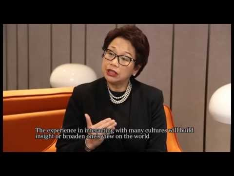 Women of the World: Aligning gender diversity and international mobility in financial services