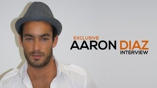 aaron Diaz interview