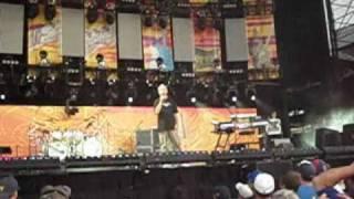 Crossroads 2010 Guitar Festival - Eric Clapton Jeff Beck Derek Trucks Bill Murray