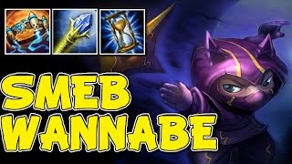 CHANNELING SMEB! FULL AP KENNEN GAMEPLAY! - Unranked to Diamond Episode #73 (League of Legends)