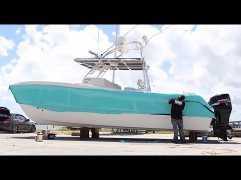 FS Seminar - Wrapping Your Boat