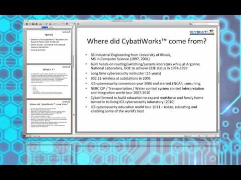 Industrial Control System Cybersecurity Education