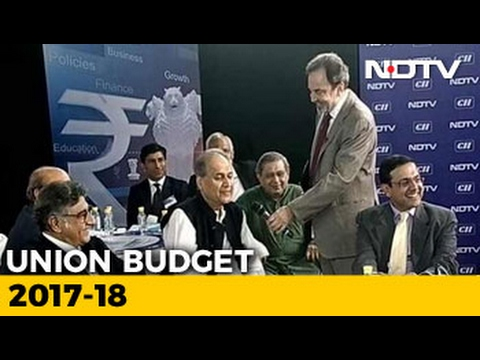 Watch Analysis Of Union Budget 2017 With Prannoy Roy