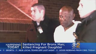 Sentencing Day For Dad Accused Of Killing Daughter