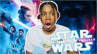 A mess...but fun *Star Wars the RISE OF SKYWALKER reaction * // Episode 9 movie commentary