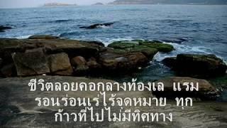 泰文善歌-ขอนไม้กับเรือ(กายาเป็นเช่นขอนไม้)