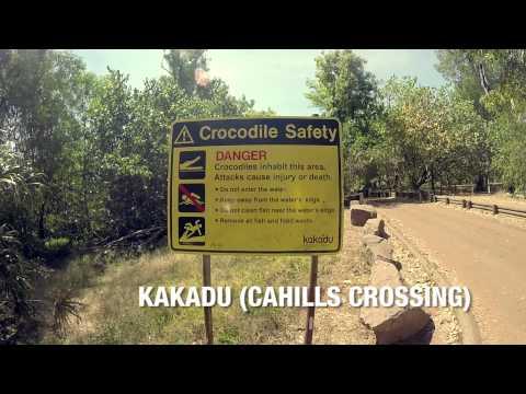 Australia Road Trip - Top End (Northern Territory) Darwin - GoPRO