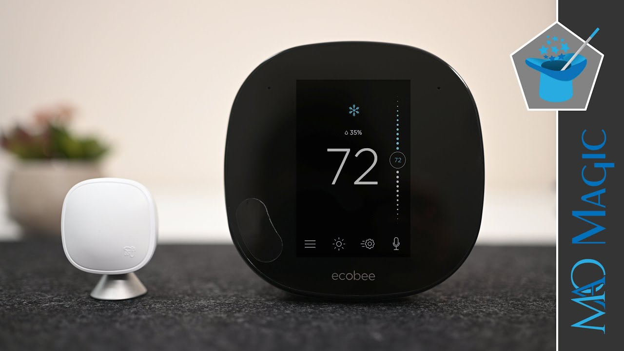 Review  Ecobee Smartthermostat Is The Best Smart Home