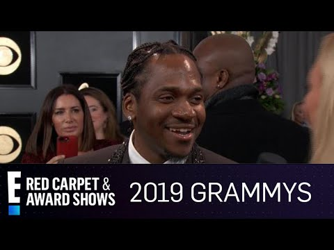 Pusha T Talks Making His Album With Kanye at 2019 Grammys | E! Red Carpet & Award Shows