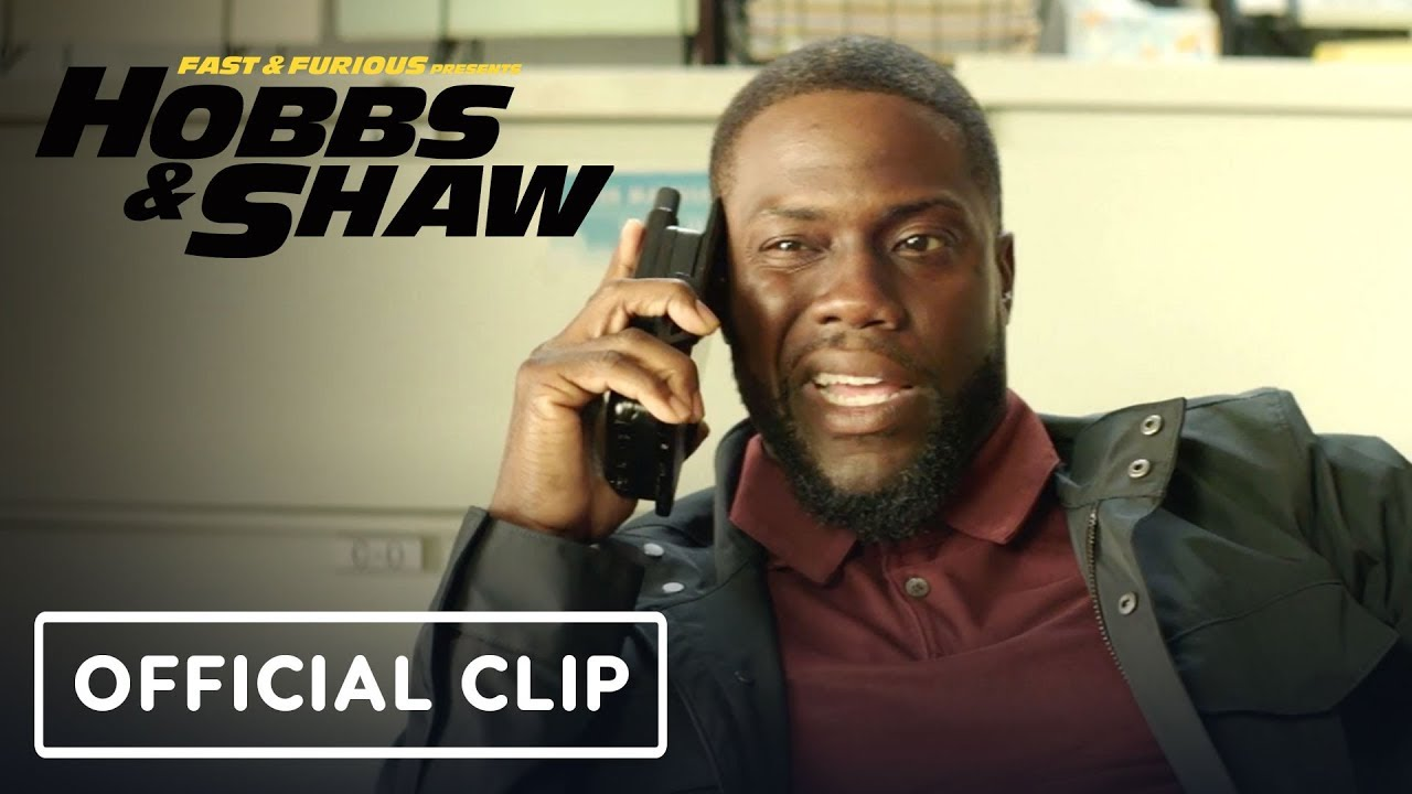 Fast & Furious Presents: Hobbs & Shaw - Alternate Kevin Hart Official Clip