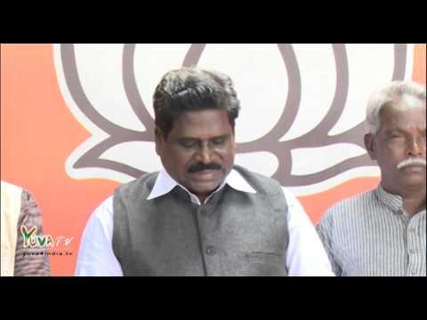 Bjp byte by shri v muraleedharan kpms president shri nk for V muraleedharan bjp