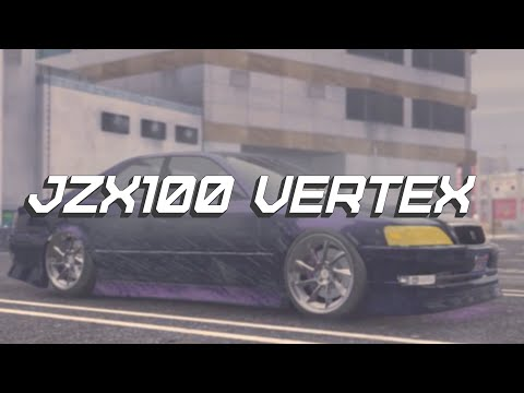 Toyota Cresta JZX100 Vertex   GTA V stance edit
