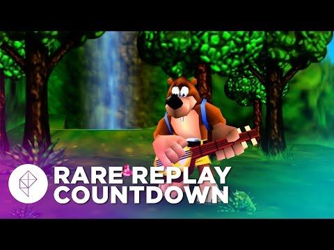 All 30 Rare Replay Games: Banjo-Kazooie, Perfect Dark and More