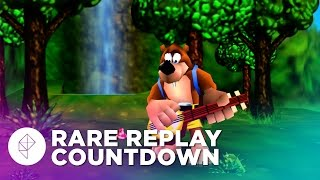 All 30 Rare Replay Games: Banjo-Kazooie, Perfect Dark and More