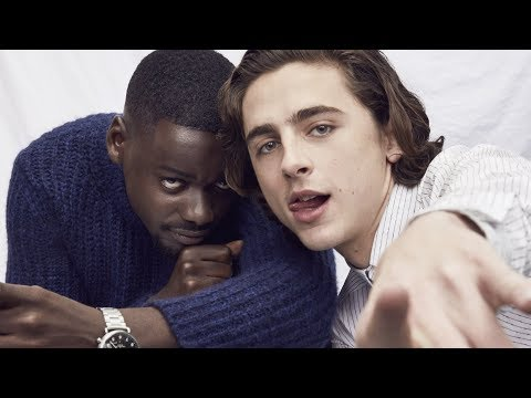 Actors on Actors: Timothee Chalamet and Daniel Kaluuya (Full Video)