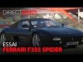 Essai - FERRARI F355 SPIDER : Nouveau collector