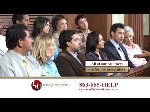 Criminal Attorney in Highlands County FL DUI Domestic Violence http://www.YourHighlandsLawyers.com