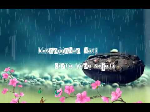 Rossa - Kamu Yang Kutunggu (feat Afgan) Lirik