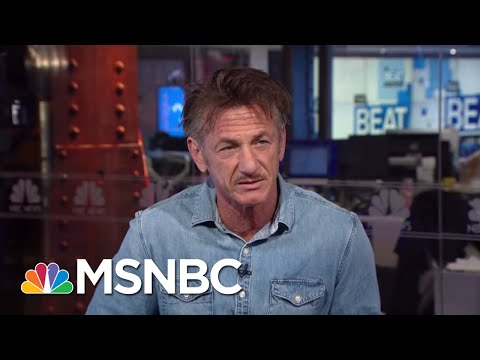 Exclusive: Watch The Entire Sean PennAri Melber   The Beat With Ari Melber  MSNBC