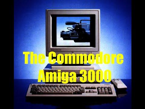 The Commodore Amiga 3000