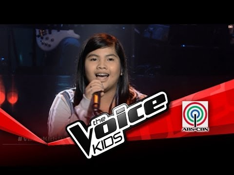 The Voice Kids Philippines Blind Audition Ako na Lang  Gab