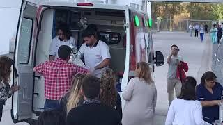 Arribo del primer paciente al nuevo Iturraspe 19/10/2019. Parte 2