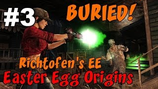 HUCK THE HELPFUL GIANT!▐ CoD Zombies EE ORIGINS - BURIED: Richtofen