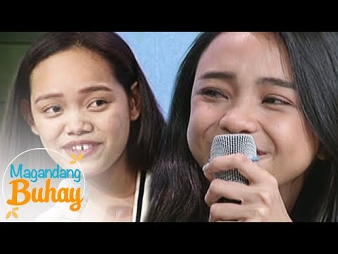 Magandang Buhay: Maymay's message for her cousin and bestfriend