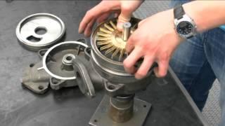 SIGMA PUMPY HRANICE - montáž čerpadla SVA