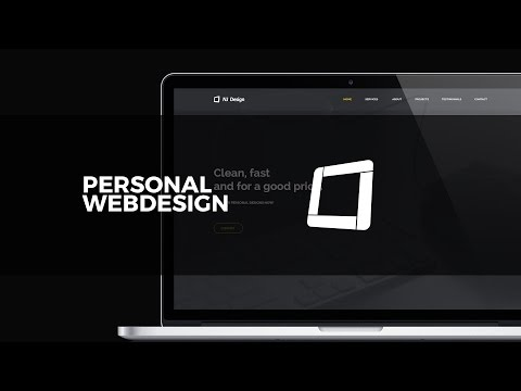 Personal-Webdesign Speedart ~ NJ Design