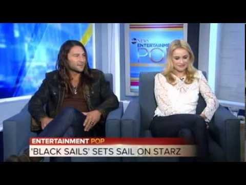 'Black Sails' Sets Sail on Starz