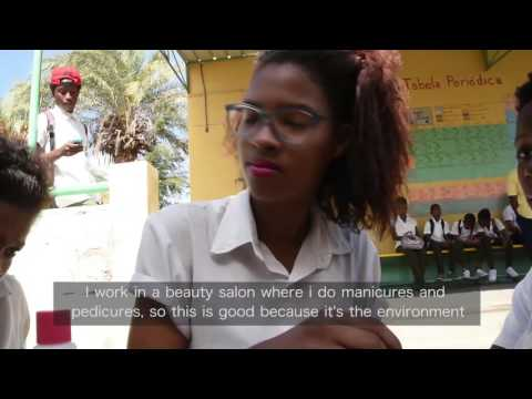 Cabo Verde - creation of an entrepreneurial society
