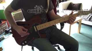 Alone and Forsaken by Chet Atkins, performed by Alex Farran (69' Fender Princeton Reverb)