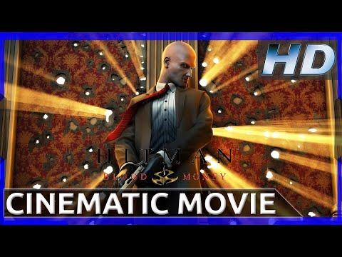 Hitman: Blood Money - Cinematic Movie HD Trilogy Version