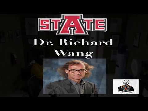 Community Conversations May 23, 2017 with Dr. Richard Wang