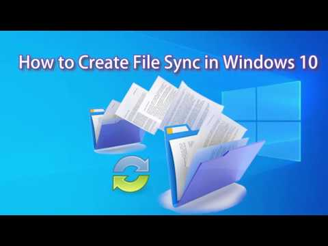 How To Sync Files/Folders In Windows 10 For Free? (2 Ways Included)