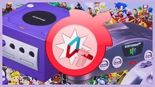 GAMECUBE VS N64 - GREATER THAN LESS THAN