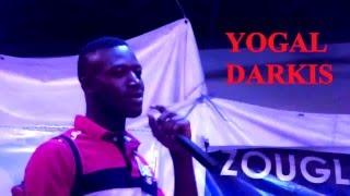RG8 Team Yogal Darkis & Medii au concert de Denco petit denis au Zouglou du goh