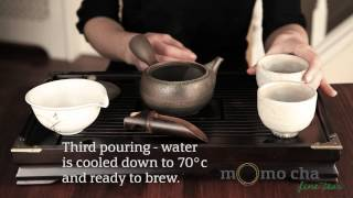 How to make Sencha - Kyoto Sencha by Momo Cha