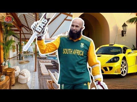 Hashim Amla Income, Net Worth, House, Cars & Bikes, Wife, Family, Biography & Luxurious Lifestyle