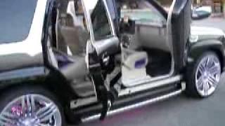 Cadillac Escalade 6.2. V8 Tuning