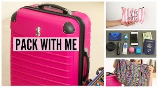 PACK WITH ME | CANCUN