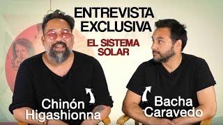 Entrevistas exclusivas de: El Sistema Solar