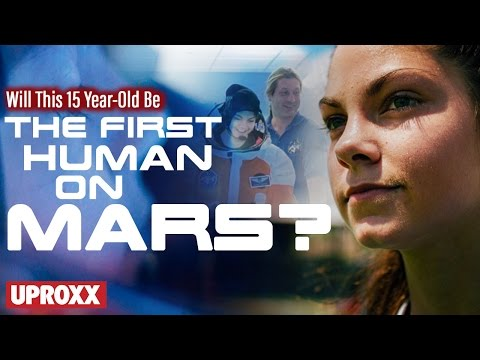 Mission To MARS! 15-Year-Old Alyssa Carson Could Be The First Human On Mars