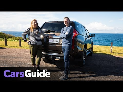 Mitsubishi Pajero Sport Exceed 7-seat 2017 review: Torquing Heads video