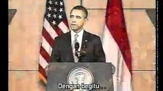 Pidato Presiden Obama di UI Part 1/4 MP3