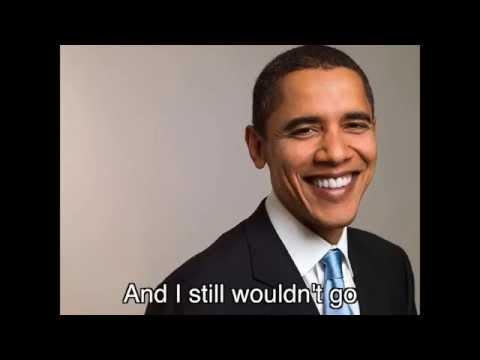 "Kendrick Lamar ""i"" PARODY I Love Michelle ~ ft. Obama ~ Rucka Rucka Ali"