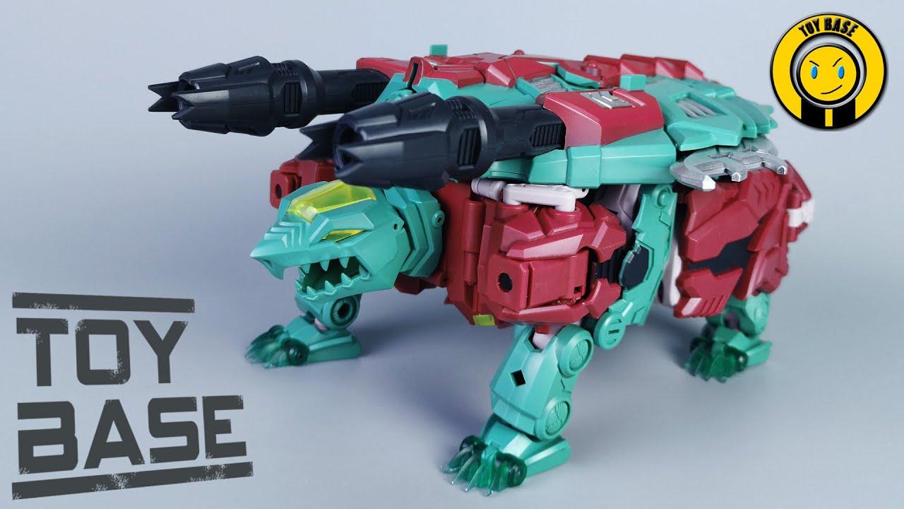 【Evolution Snaptrap】TFC Toys Transformers P004 Ironshell Piranacon Snaptrap turtle robot toys