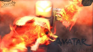 Roblox Avatar: The Last Airbender All Combustion moves