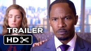 Annie TRAILER 1 (2014) - Jamie Foxx Movie HD
